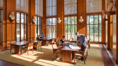 Washington Library Open House