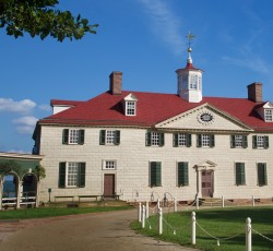 Expansion of Mount Vernon's Mansion
