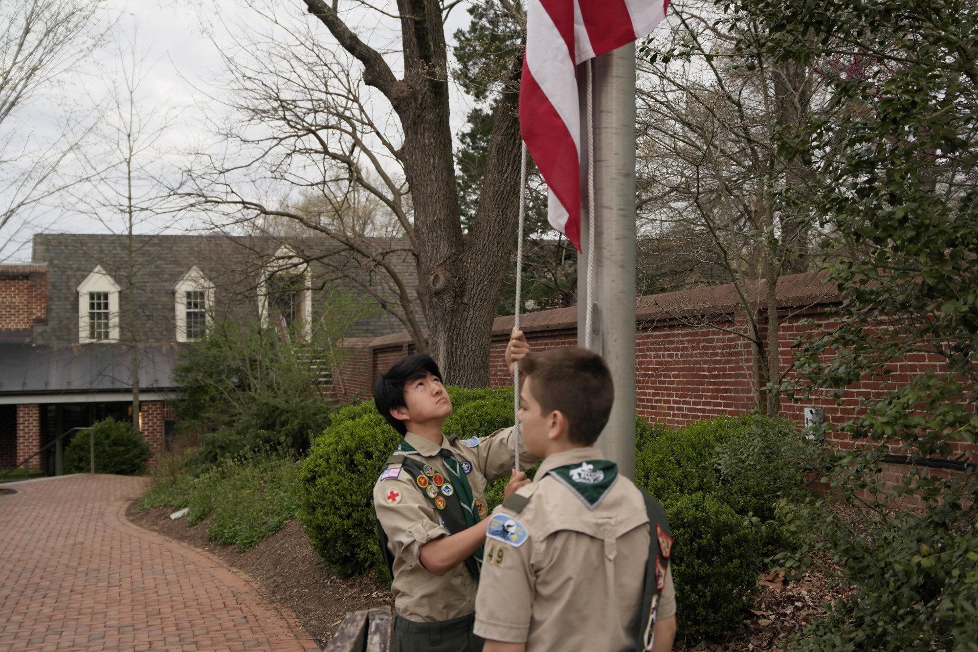 Visiting with Your Scouts · George Washington's Mount Vernon