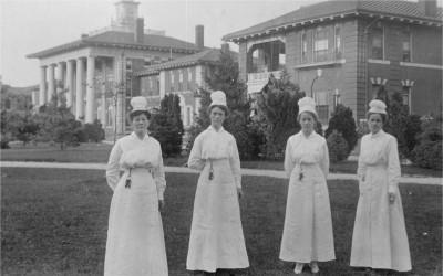 Government Insane Hospital (later renamed St. Elizabeths Hospital)