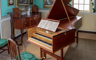 Harpsichord in the New Room