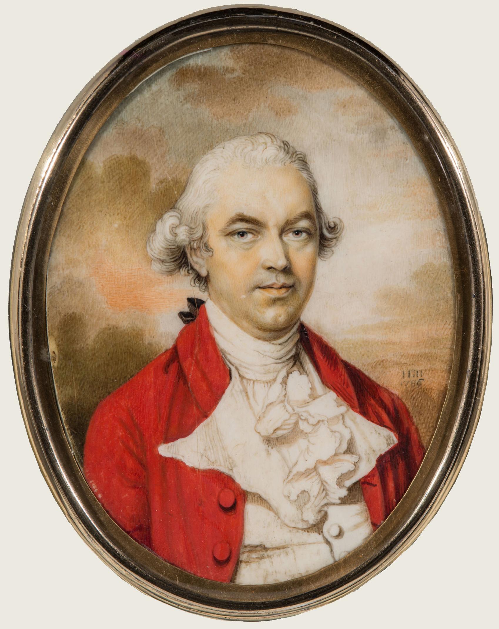 "Diana Dietz Hill, ""Charles Cornwallis, 1st Marquess Cornwallis,"" (1786). MVLA."
