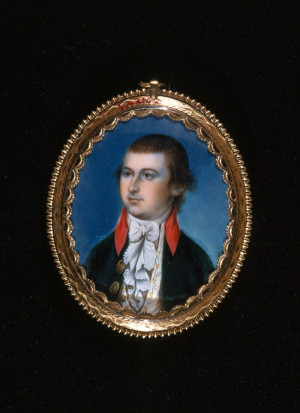 John Parke Custis, 1772, refashioned c. 1790, MVLA, purchased, 1956 [W-2102/A-B]