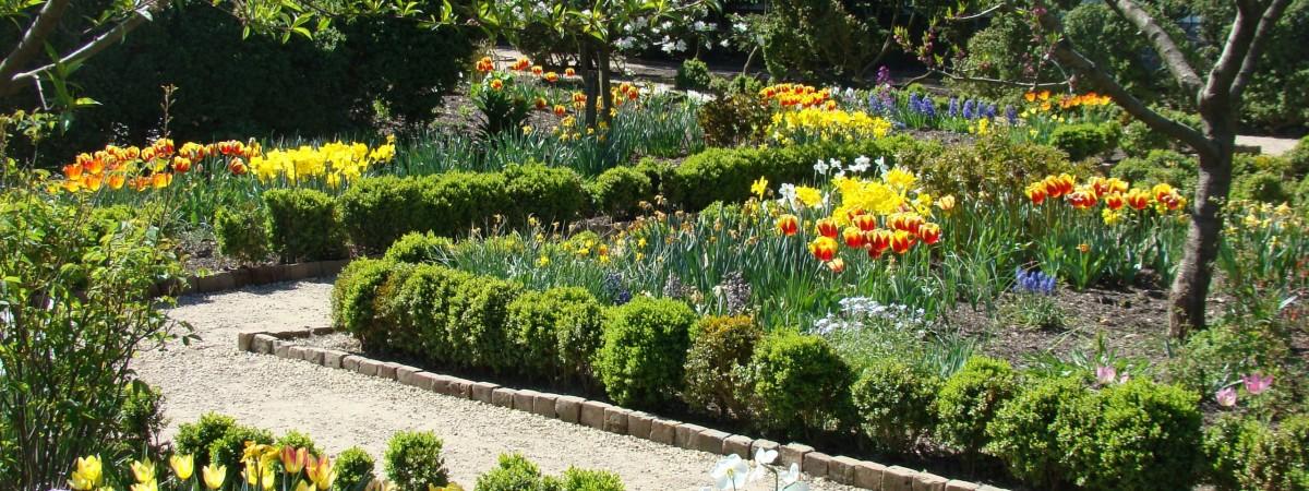 Gardens George Washington S Mount Vernon